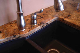 Undermount granite sink_72_7in