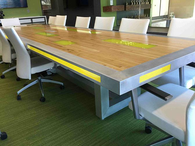 Srm Furnitures: A1 Jet, LLC Waterjet Cutting & Product Design
